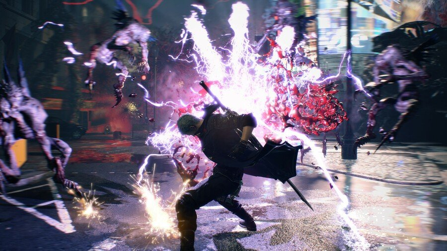 Devil May Cry 5 PS4 PlayStation 4