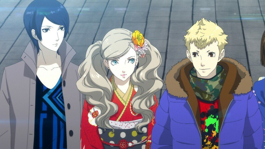 Persona 5 Royal New Semester Endgame Unlock Requirements