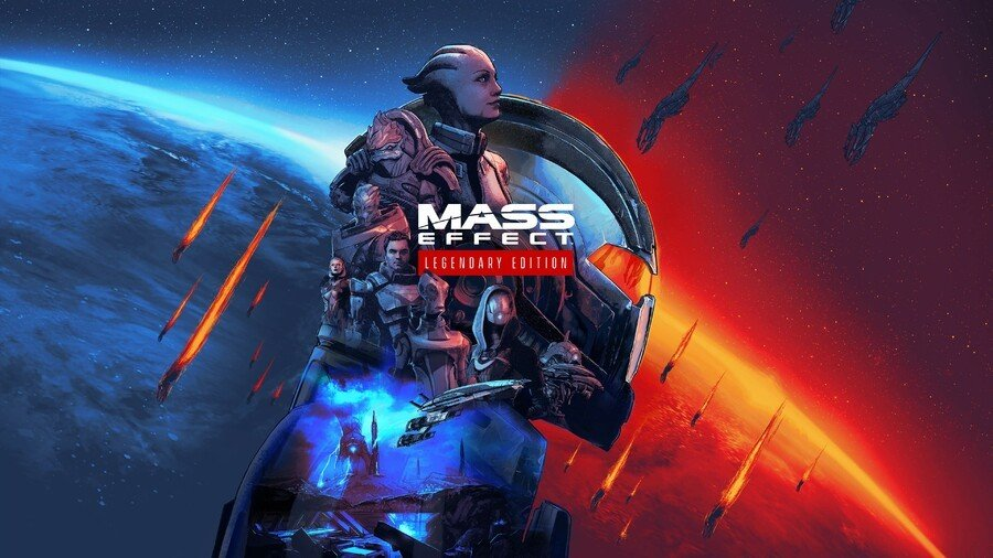 Mass Effect Legendary Edition Download Size PS5 PS4