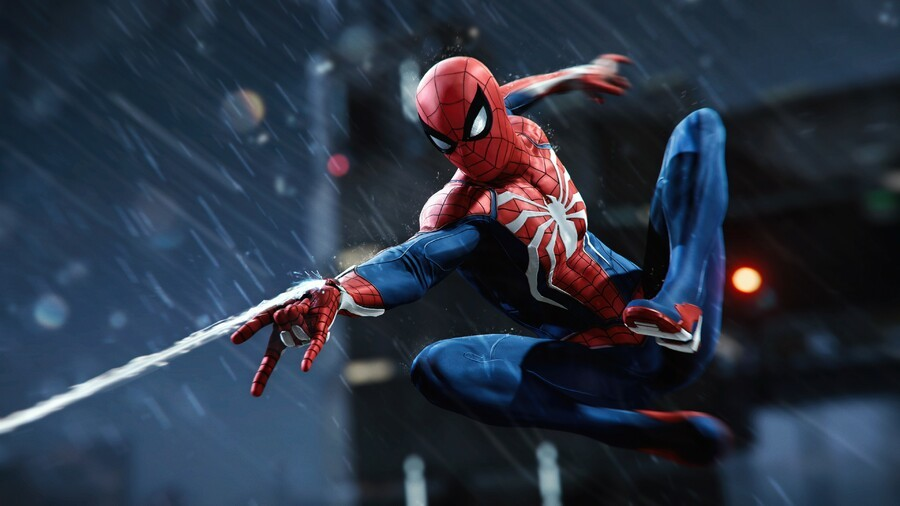 Marvel's Spider-Man PS4 PlayStation 4 UK Sales Charts 1