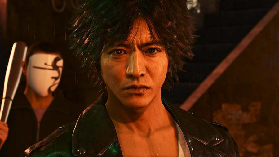 Lost Judgment PS5 PS4