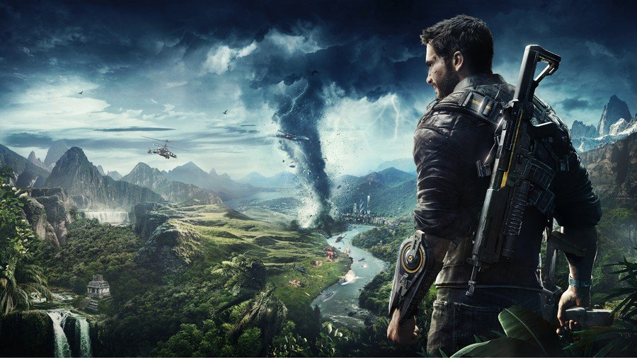 Just Cause 4 PS4 PlayStation 4 Movie