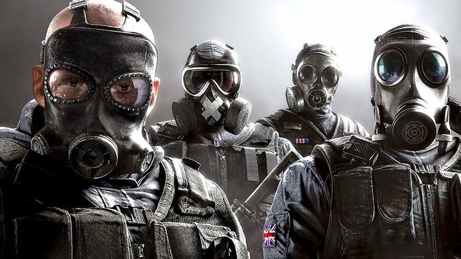 Tom Clancy's Rainbow Six Siege PS4 PlayStation 4 Beta First Impressions 1