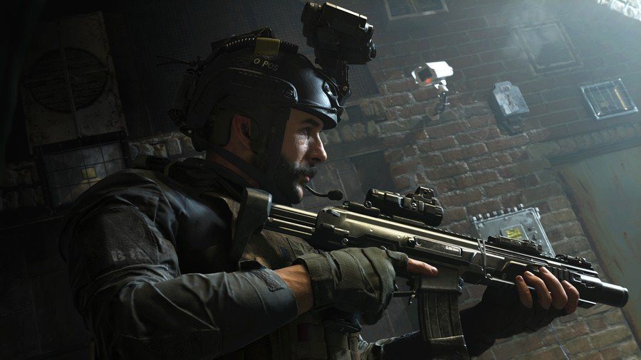 Call of Duty: Modern Warfare Campaign PS4 PlayStation 4