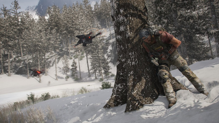 Ghost Recon Breakpoint Beta PS4