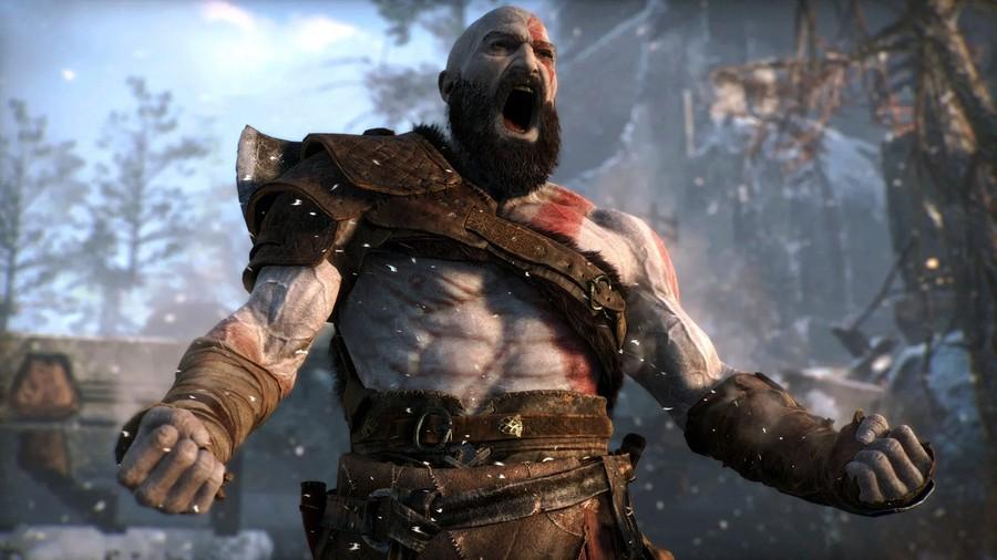 God of War PS4 - PlayStation 4