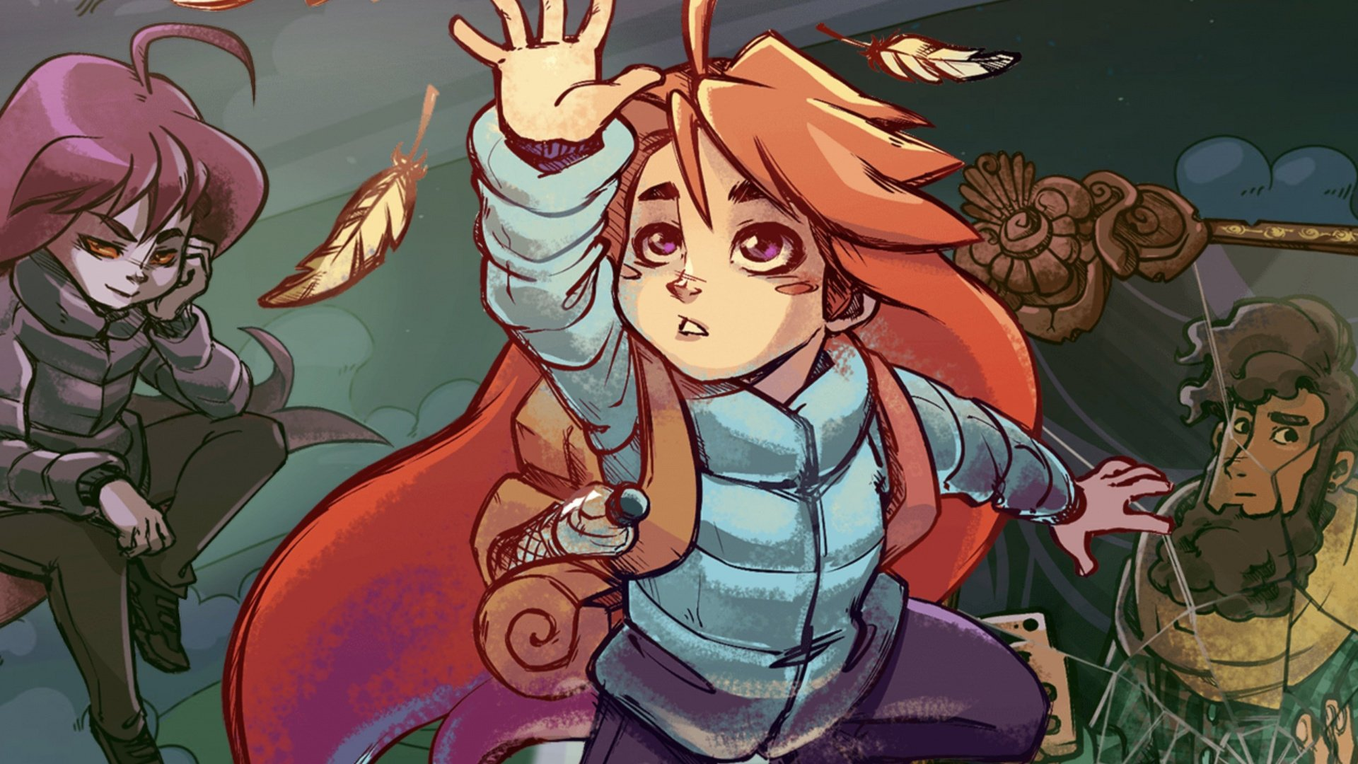 Celeste's 'Chapter 9' DLC will be available on September 9