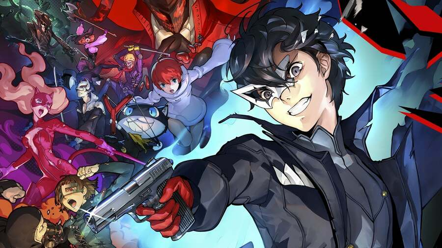 Persona 5 Strikers PS4 PlayStation 4