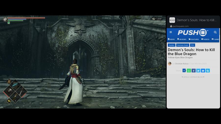 Demon's Souls PS5 PlayStation 5 1