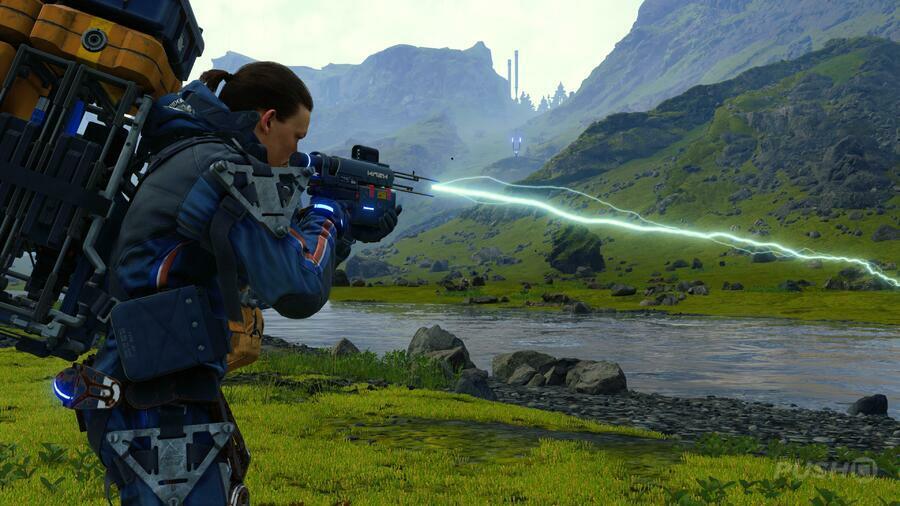 Death Stranding Director's Cut PS5 How to Unlock Maser Gun Support Skeleton Guide 1
