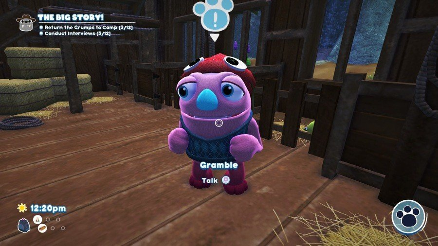 Bugsnax PS5 PlayStation 5 PS4 Feed Transform Gramble Guide 1
