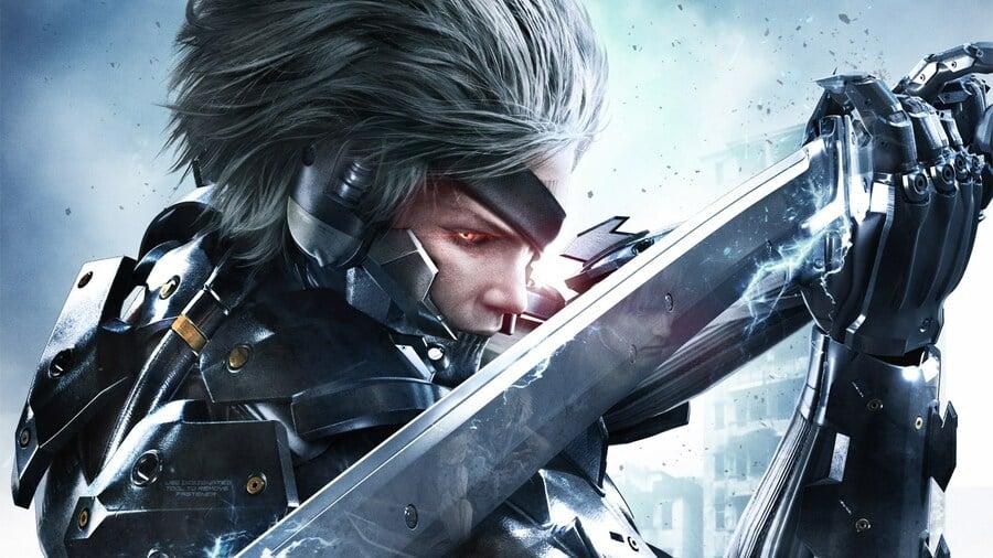 Metal Gear Rising Remaster