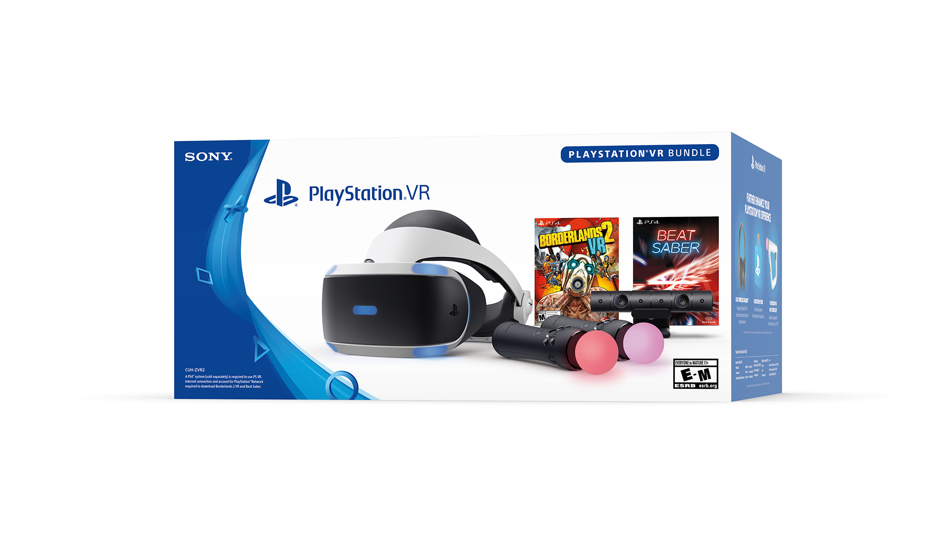 Sony Unveils New PSVR Bundle Featuring Borderlands 2 VR and