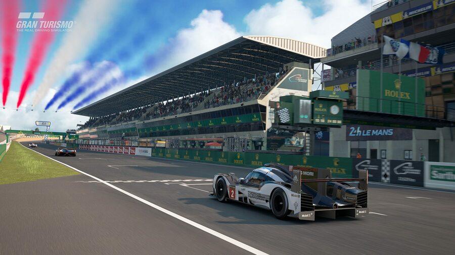 Gran Turismo Sport GT Sport Sony PS4 PlayStation 4 1