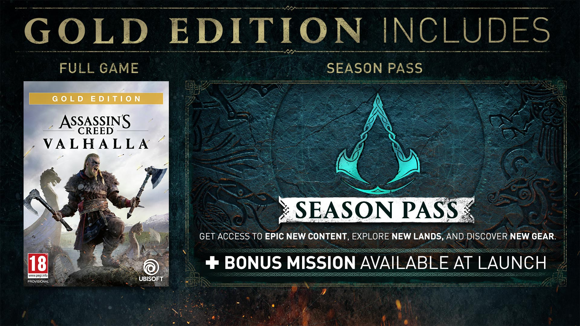 Assassin's Creed Valhalla Pre-Order Info and Retail ...