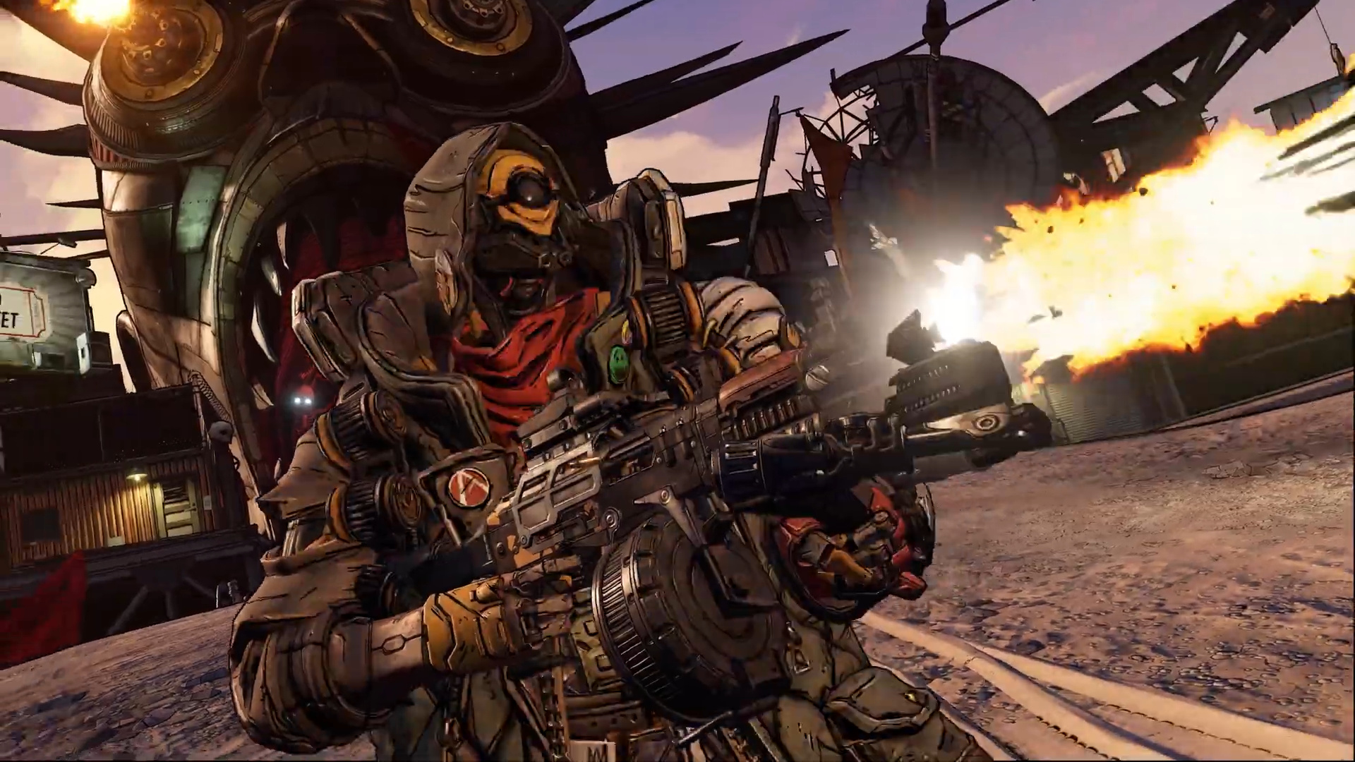 E3 2019: Borderlands 3 Gunplay Is Supposed to Be Massively Improved