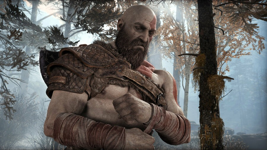 God of War How to Obtain Traveler Armor Set Guide PS4 PlayStation 4 1