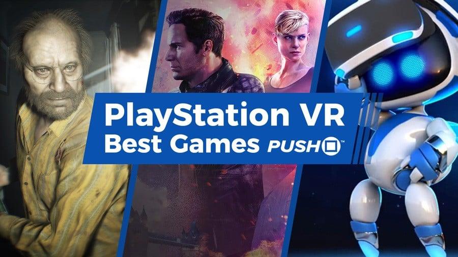 Best PSVR Games PlayStation VR Guide 1