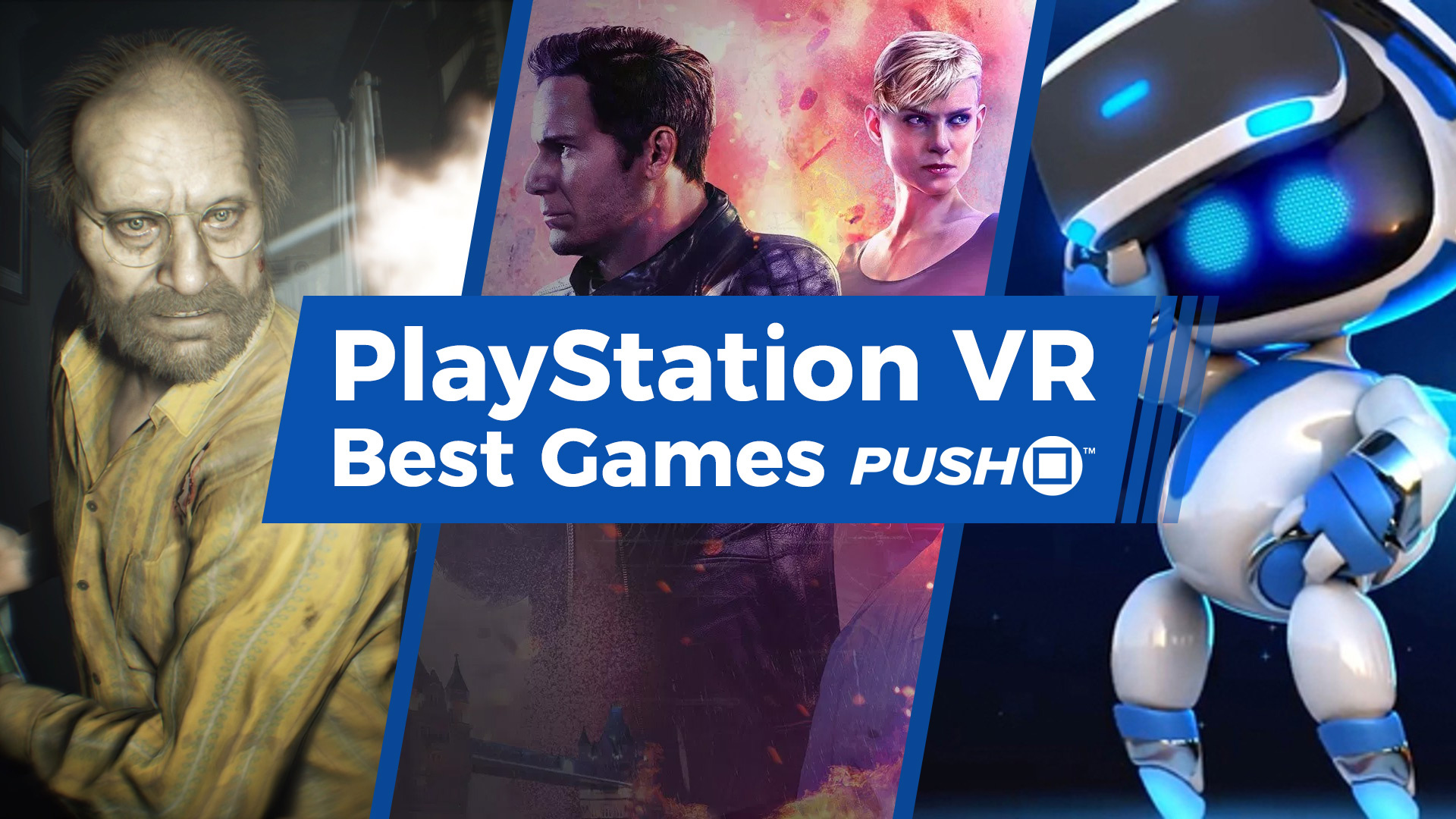 Best PSVR Games - Guide - Push Square