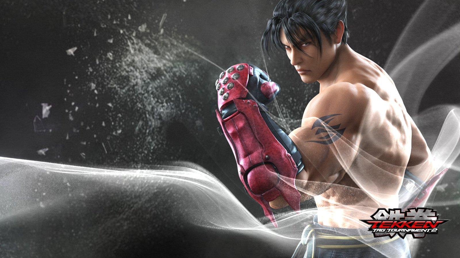 tekken 3 jin kazama hd wallpaper