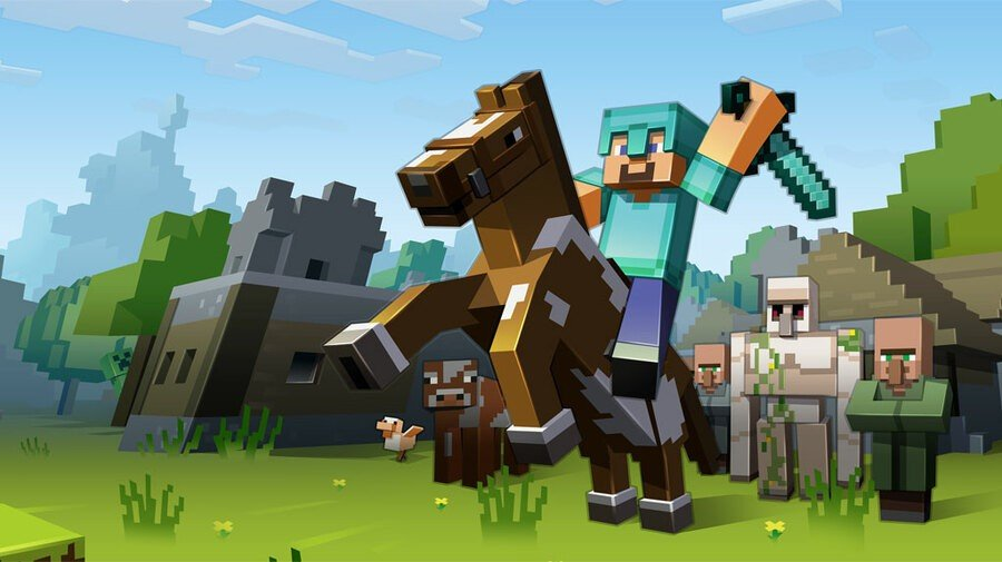 Minecraft: PS4 Edition