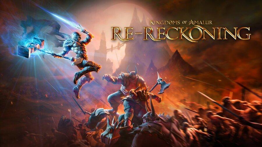 Kingdoms Of Amalur Remaster PS4