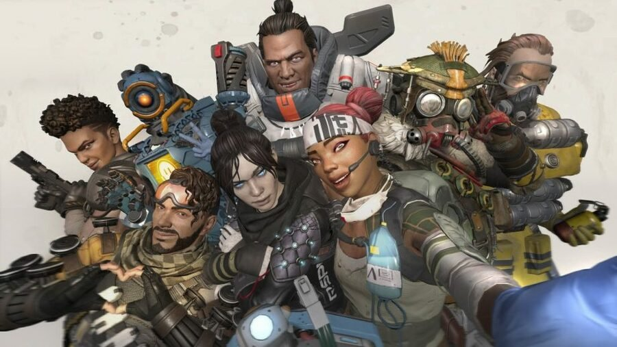 Apex Legends PS4 PlayStation 4 1