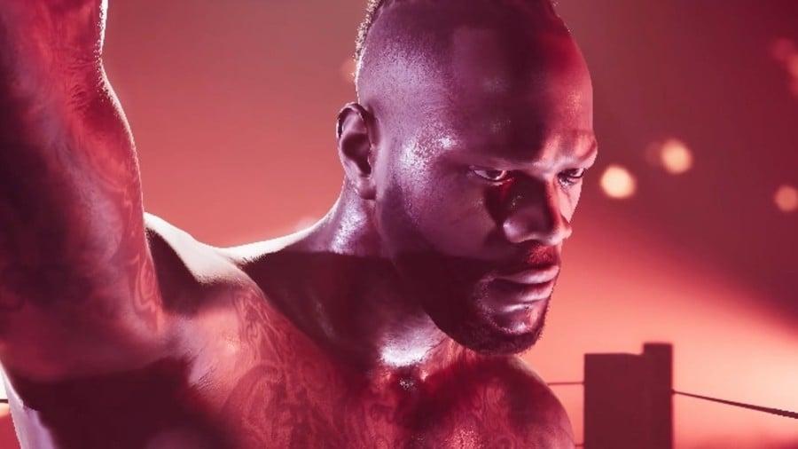 eSports Boxing Club PS5 PlayStation 4 1