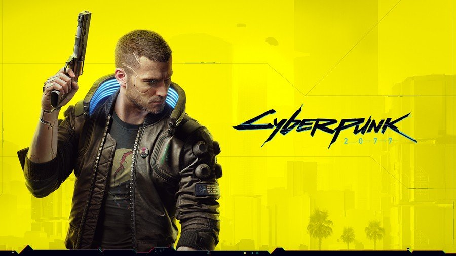 Cyberpunk 2077 Reversible Cover
