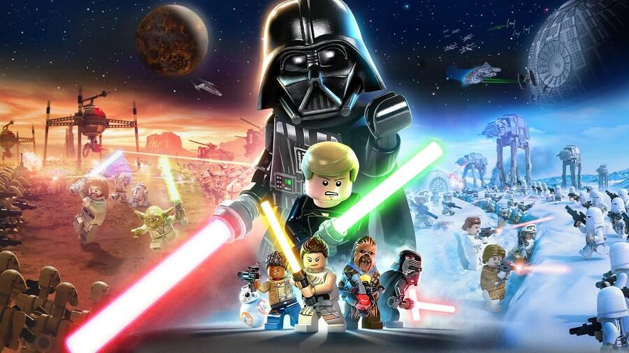 LEGO Star Wars The Skywalker Saga Delay