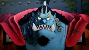 Jinbei's up for it
