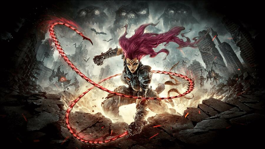 Darksiders Fury Collection PS4 PlayStation 4 1