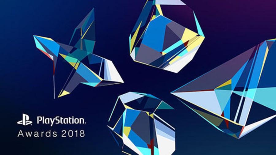 PlayStation Awards 2018 Sony 1
