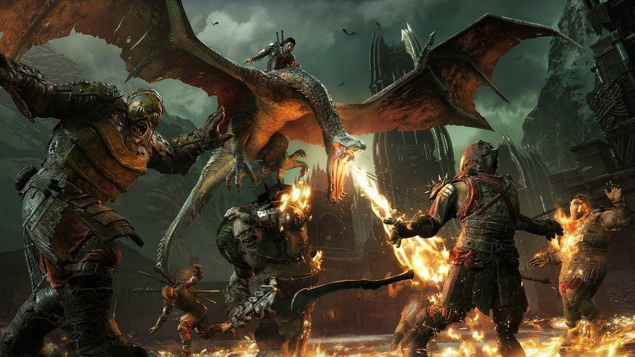 Middle Earth Shadow of War Best Skills Guide PS4 PlayStation 4