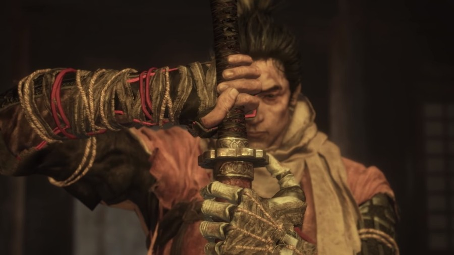 Sekiro: Shadows Die Twice How to Kill Emma the Gentle Blade Boss Guide PS4 PlayStation 4