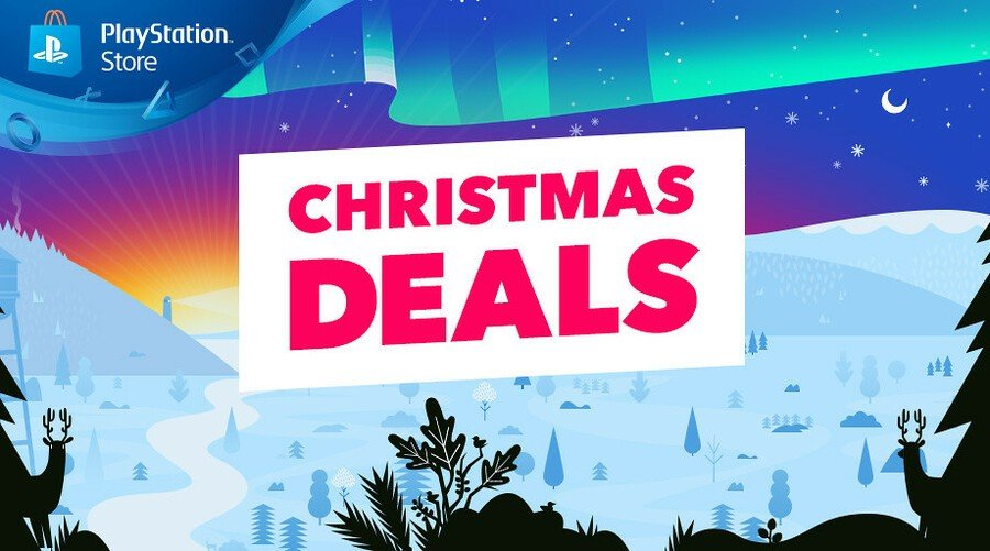 PlayStation PS4 Christmas Deals Europe Sony 1