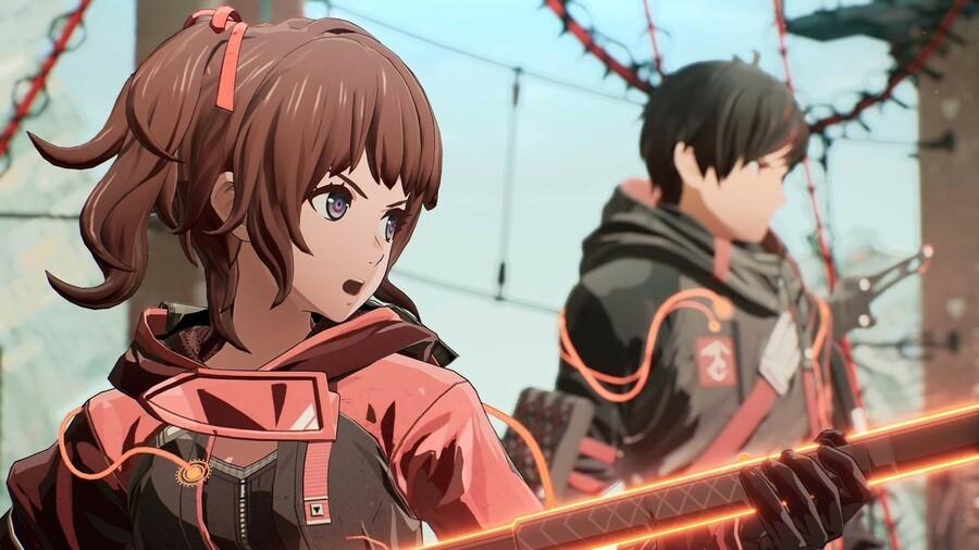 Scarlet Nexus PS5 PS4 Demo