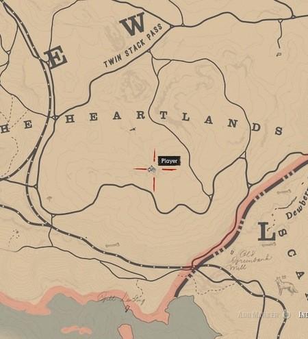 Red Dead Redemption 2 Dinosaur Bones Locations Guide 9