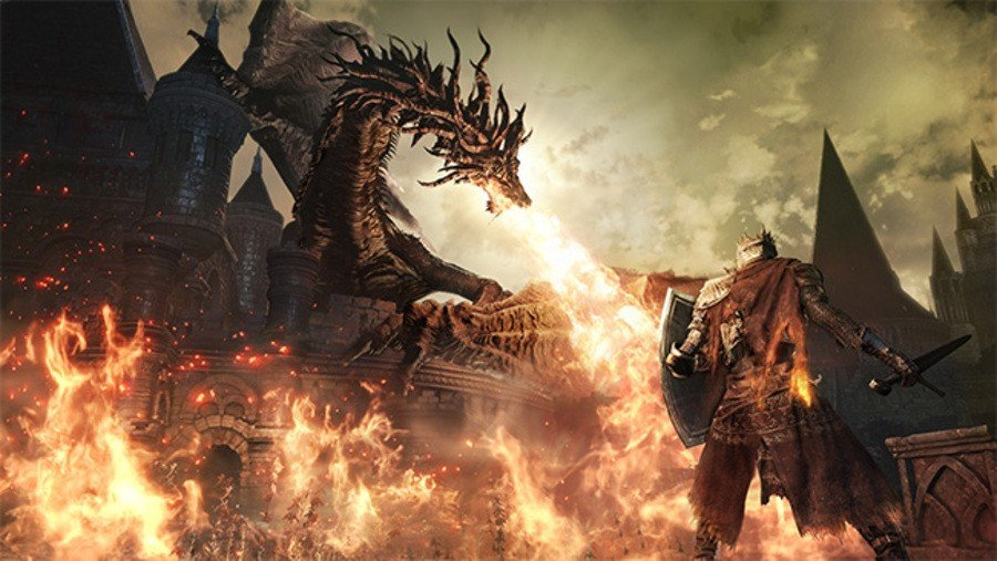Dark Souls III 3 PS4 PlayStation 4 Which Character Class Should You Select