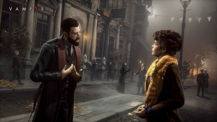 Vampyr: Chapter 4 - All Collectibles and Weapon Locations 1