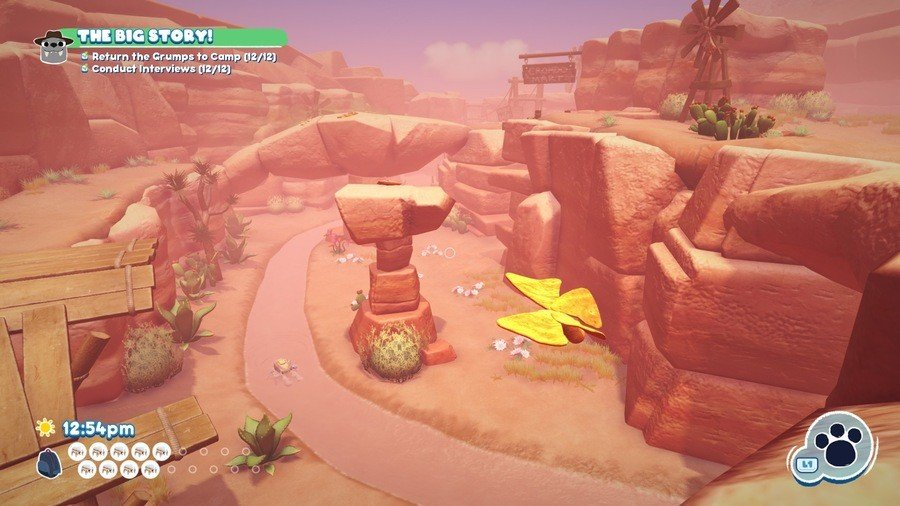 Bugsnax PS5 PlayStation 5 PS4 All Bugsnax Scorched Gorge Guide 1