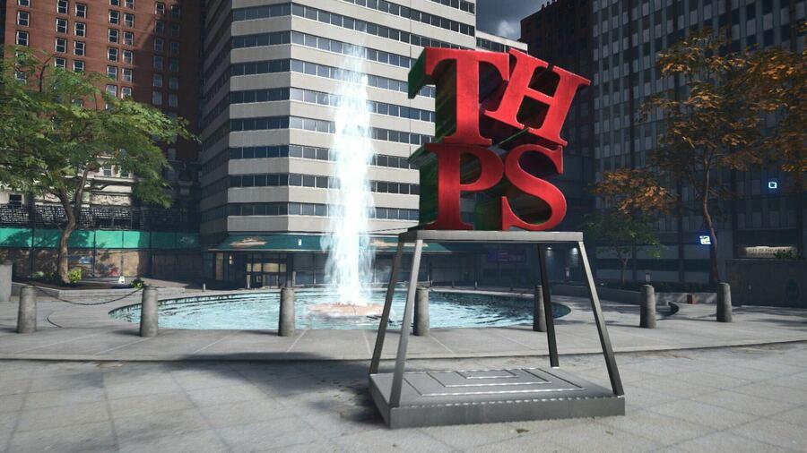 Tony Hawk's Pro Skater 1 + 2 Philadelphia Guide PS4 PlayStation 4 1