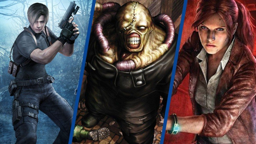 All Resident Evil Games Ranked and Best Places to Start Guide 1
