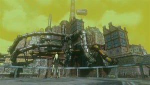 Reminder: Gravity Rush is a handheld game.