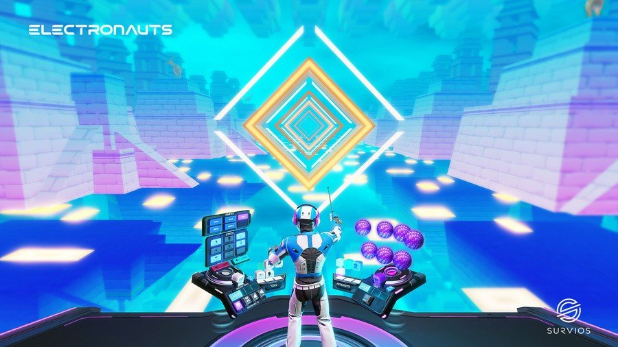 Electronauts PS4 PSVR PlayStation VR Sony 2