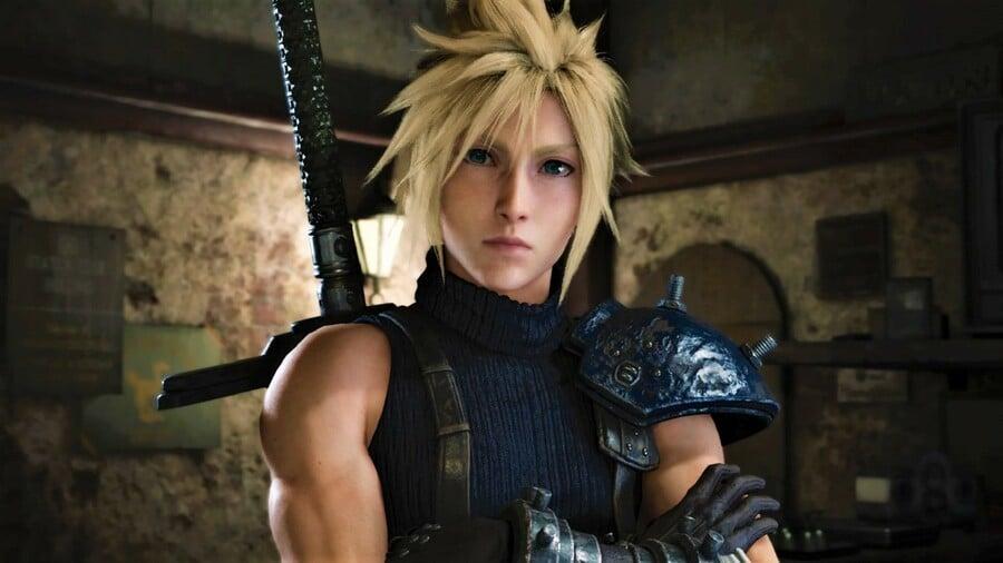 Final Fantasy VII Remake Intergrade File Size