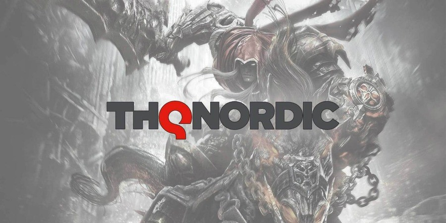 THQ Nordic PS4 PlayStation 4 1