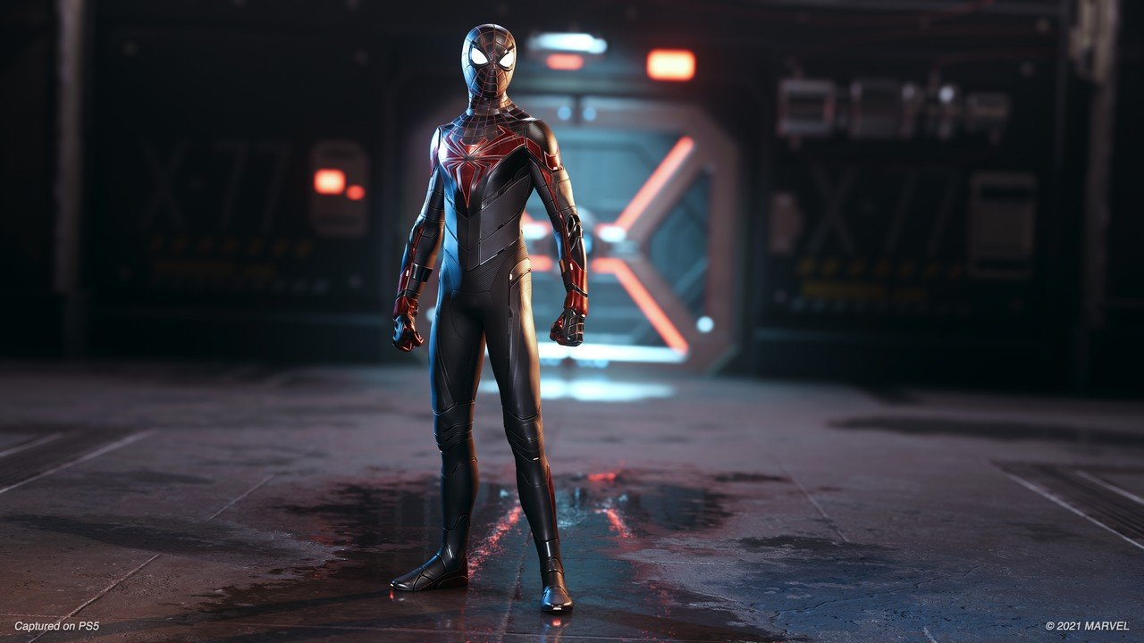 Marvel's Spider-Man: Miles Morales Adds the Advanced Tech Suit on PS5, PS4 for Free