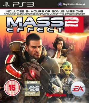 Yup, Mass Effect 2 Really Is Coming To The PlayStation 3.