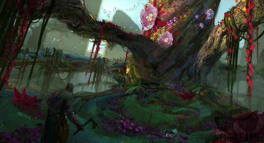 God of War Rumours PS4 PlayStation 4 IV